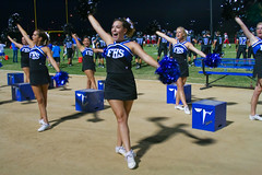 Frontier Varsity Cheerleaders 9 11 09 Deborah Connors Dcgibs Flickr