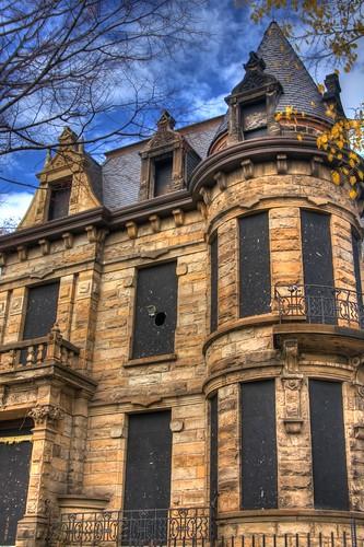 Franklin Castle | Cleveland, OH. HDR | David P | Flickr