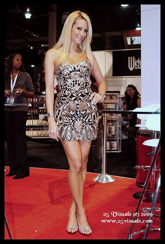 2009 AVN AEE Jessica Drake | by W&HM - Wheels and Heels Magazine