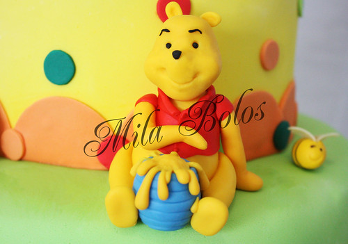 Pooh em Biscuit | by Mila Bolos
