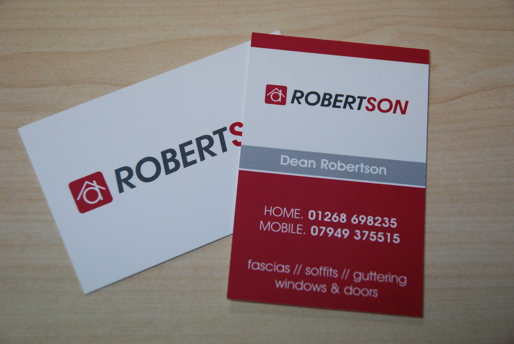 Double Glazing Business Card | Double Glazing Business Card.… | Flickr
