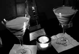 Chocolate Martinis at Equinox | by Jenn Larsen