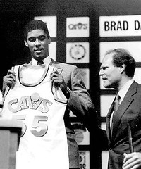 Brad Daugherty Gets Drafted 1986 | by Cavs History