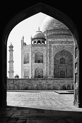 In memory of Mumtaz Mahal | by *Glueckskind*