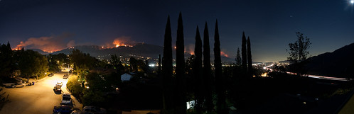 LA Fire | by ►mikehedge.com ♫