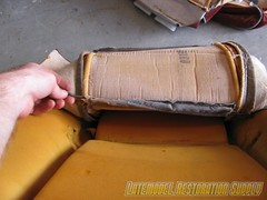 Mustang Seat Upholstery Installation | by Late Model Restoration