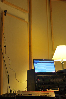 Our Ustream Setup | Recording Session October 2009 | by Automorrow