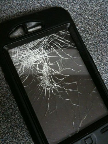 OtterBox can't save them all | The Otter Box Defender Case i… | Flickr