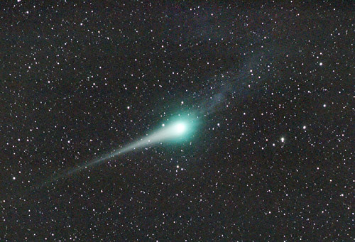 Comet Lulin | by jamesshell2004