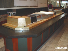 Sushi Bar Top | by amerommetal