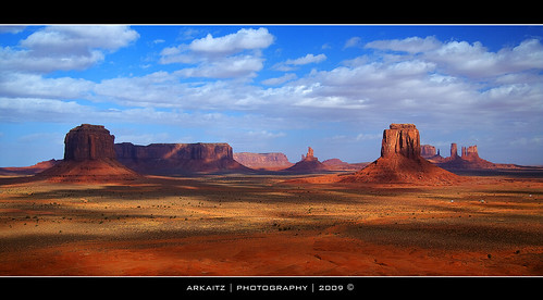 MONUMENT VALLEY | by ARKAITZ GARCIA