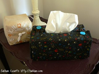 Tissue Box Cover (Bedroom) | by :Salihan