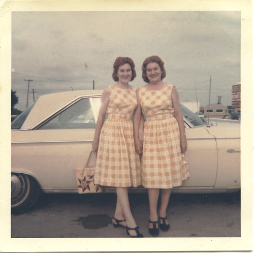 Maurine & Noreene- the 60s | by signs and wonders