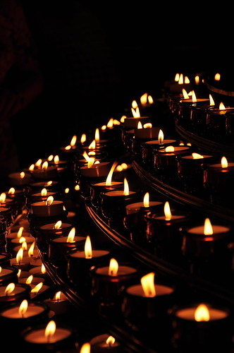 Candles of Prayer | by Werner Kunz