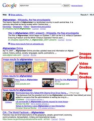 Google OneBox Results | by search-engine-land