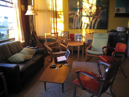 Ochre Living Room Ideas