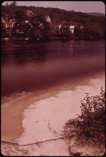 View of the Androscoggin River ... 06/1973 | by The U.S. National Archives