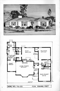1940 39 S House Plans 1946 Thrifty
