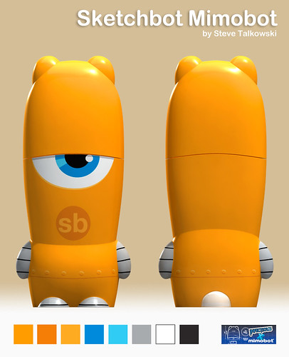Sketchbot Mimobot Entry | by sketchguy