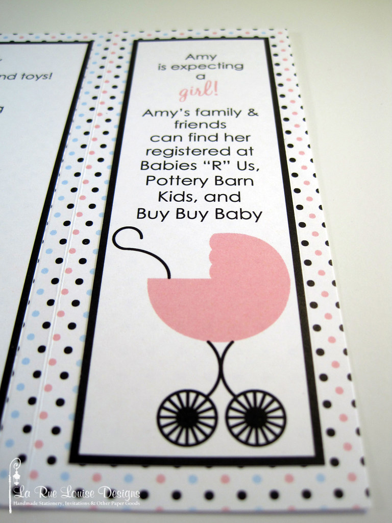 Joint baby shower invitations inside of invitation right flickr joint baby shower invitations by la rue louise filmwisefo