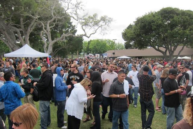 Monterey Beer Festival 2011