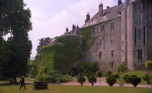 meung sur loire france the chateau in meung sur loire fr flickr. Black Bedroom Furniture Sets. Home Design Ideas