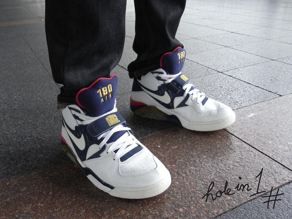 Air Max 180 Nike Charles Barkley H92DIYEW