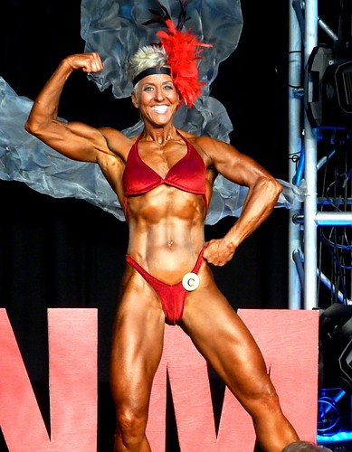 """The Lady in Red"" 