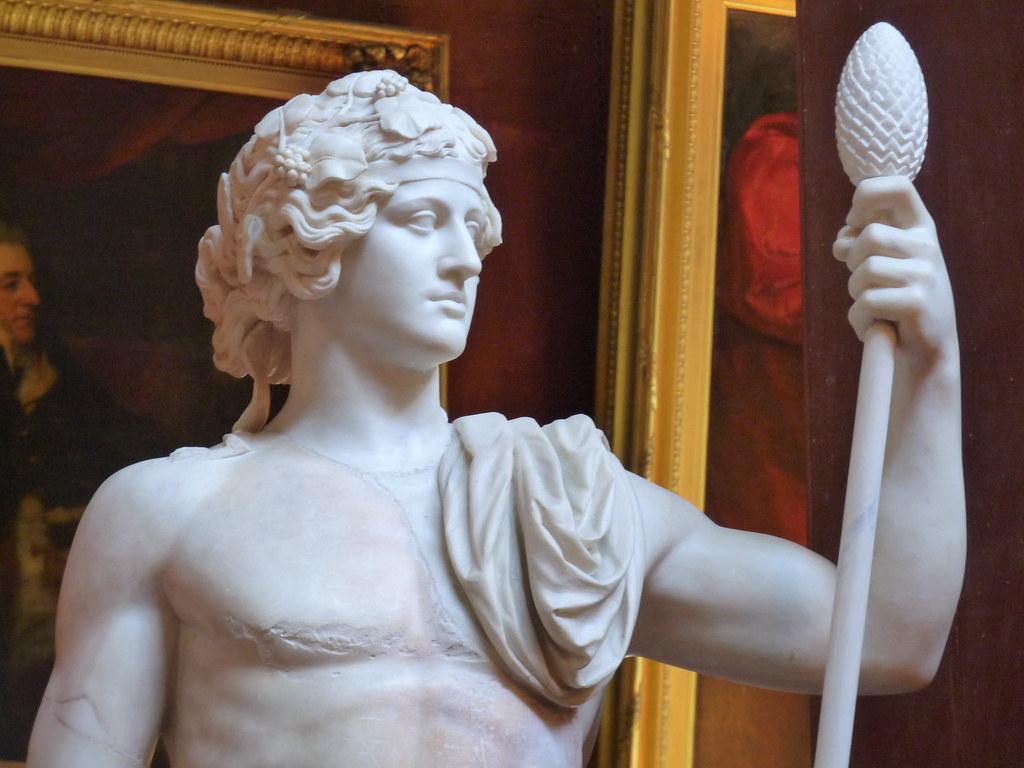 Dionysus Statue | www.pixshark.com - Images Galleries With ...