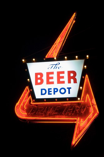 drive thru beer depot | by Spencer in Ann Arbor