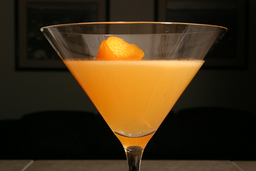 Minneola Tangelo Bronx Cocktail | by ReeseCLloyd