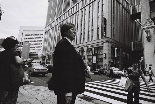 21mm F5.6, ILFORD, Filtered | by Michio Endo