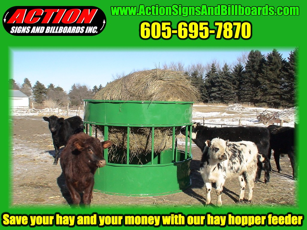 ranch feeder custom plantapillar for cattle bale img thundergun farm manufacturing hay large and