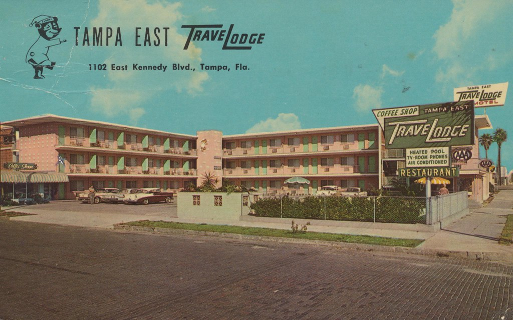 Tampa East Travelodge - Tampa, Florida