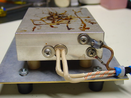 PID Controlled Hotplate | by mightyohm