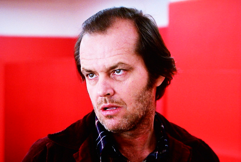 Jack Nicholson Shining jack nicholson - the shining | playing around taking photos … | flickr