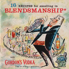 Gordon's Vodka booklet | by wardomatic