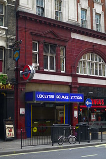Leicester Square station | by Ewan-M