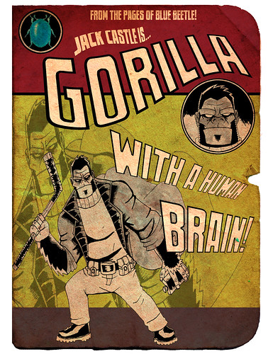 Gorilla With a Human Brain | by chrisgrav3s
