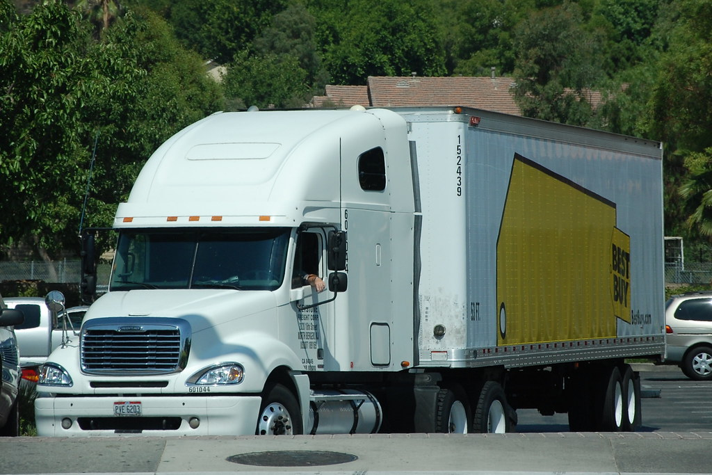 KEYSTONE FREIGHT CORP. (BEST BUY) - FREIGHTLINER BIG RIG T… | Flickr
