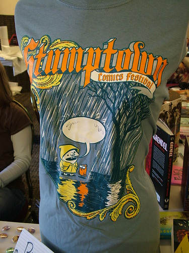 Stumptown Comics Fest, Portland, Oregon 2010 | by PDX Pipeline