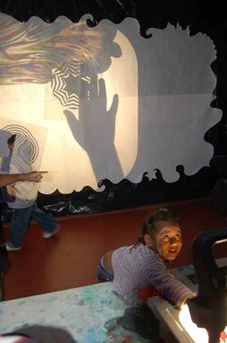 overhead projector art bay area discovery museum flickr