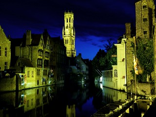 Bruges by Night | by MPBecker