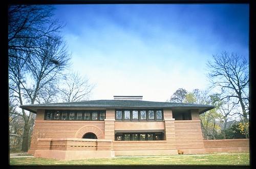 Arthur Heurtley House A National Historic Landmark Cook