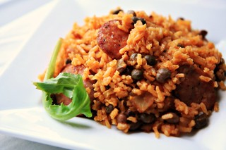 Arroz con Gandules | by The Noshery