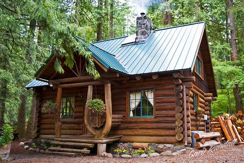 Dsc 8972 2 A Typical Steiner Cabin Near Mount Hood
