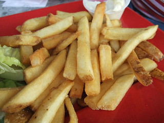 French Fries from Gallos Tap Room | by swampkitty