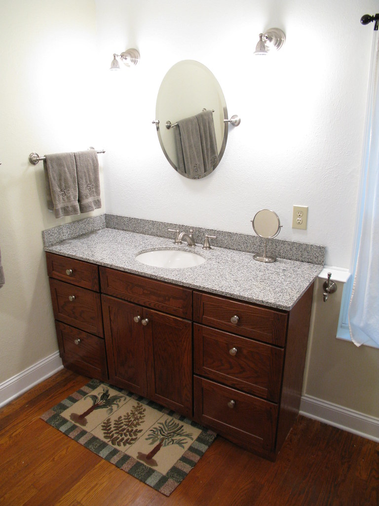 Bathroom Remodel Wwwbrockbuildersinccomashevillehomer Flickr - Asheville bathroom remodeling
