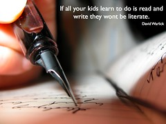 If all your kids learn to do is read and write | by dkuropatwa