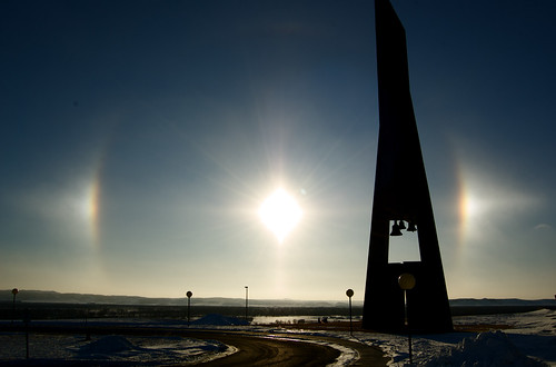 Bismarck Sun Dog 5 | by bisongirl